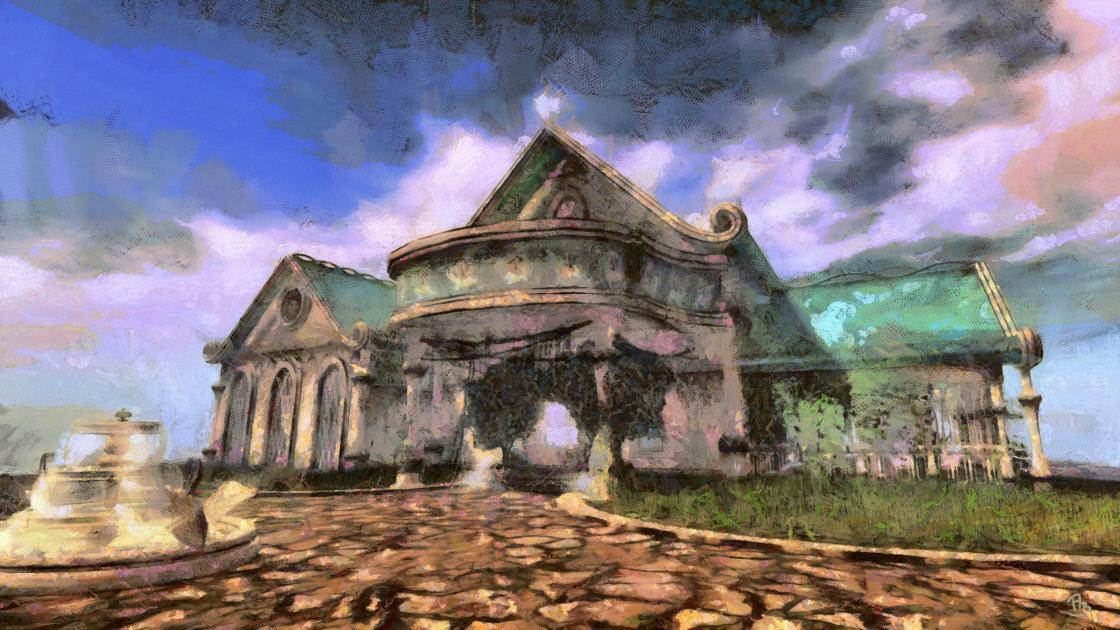 Elven-Mansion