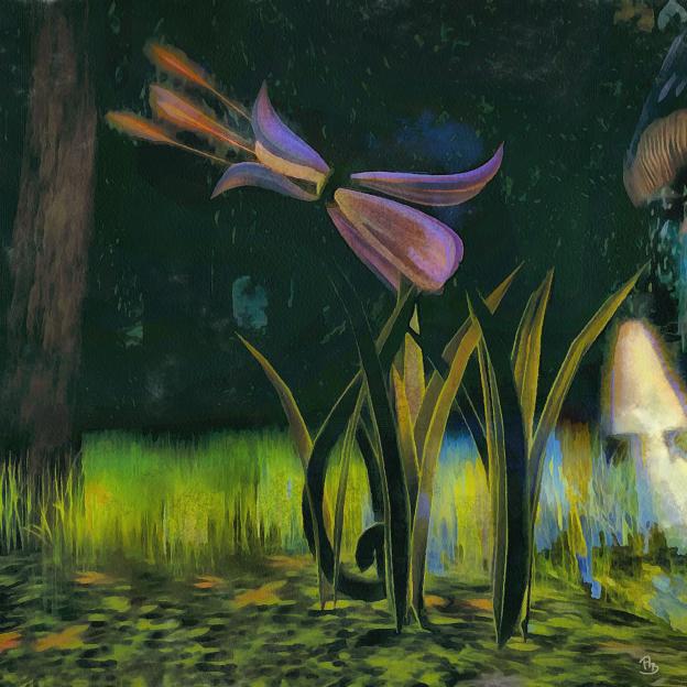 Fantasy-Flower