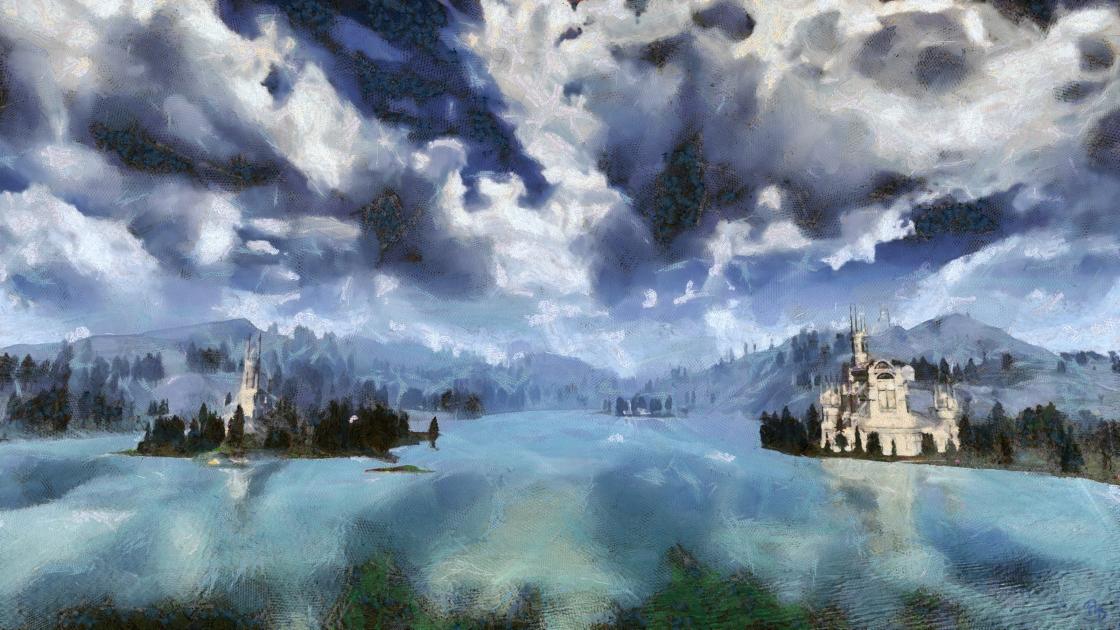 Lake-Evendim