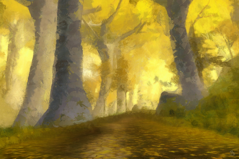 Middle-earth-A-Stroll-in-Lothlorien