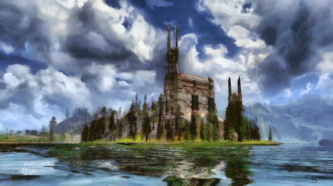 Middle-earth-Evendim