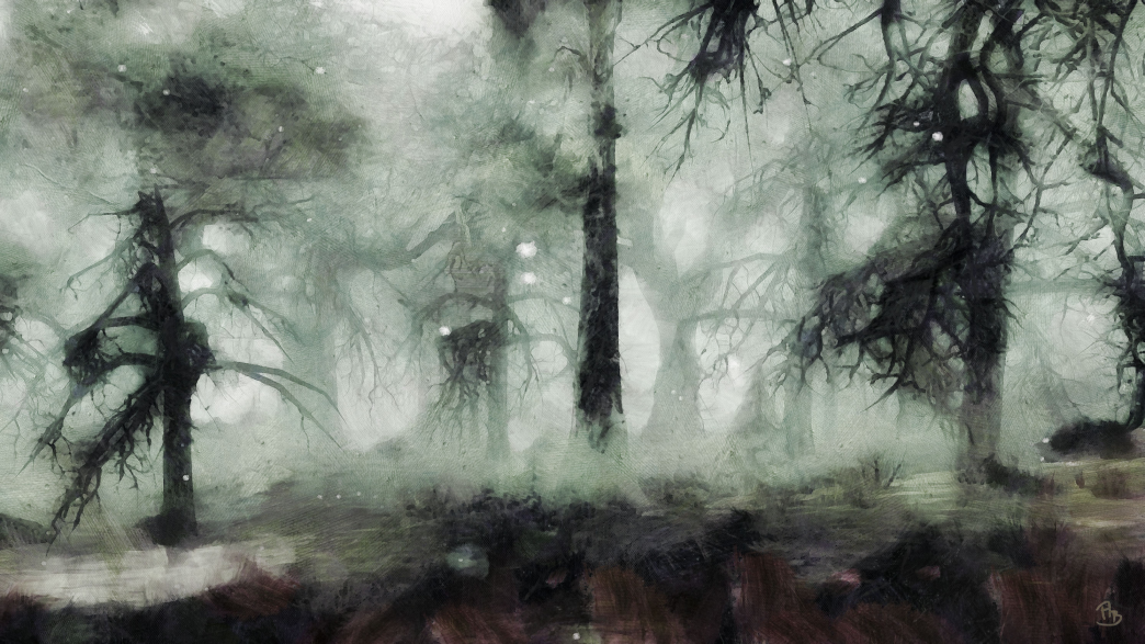 Middle-earth-Fangorn-Forest