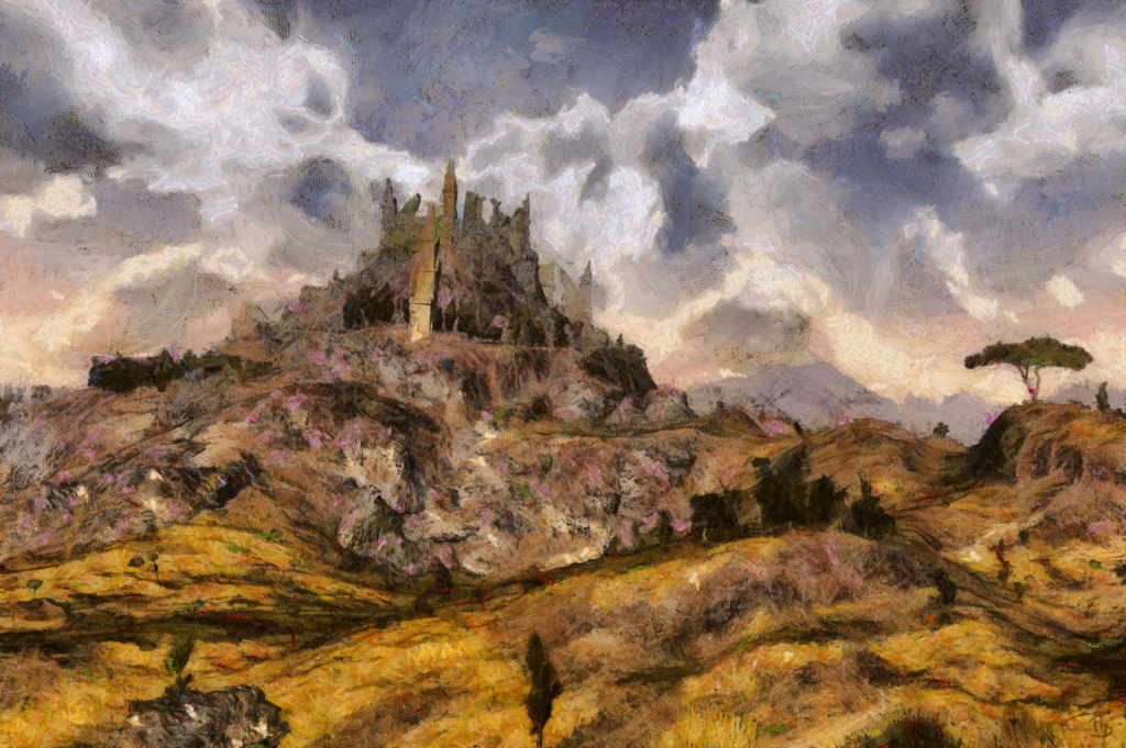 Middle-earth-Weathertop
