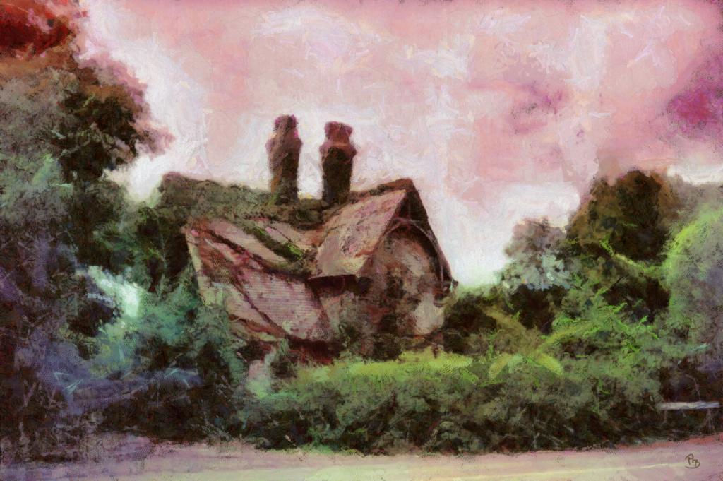 Old-English-Cottage