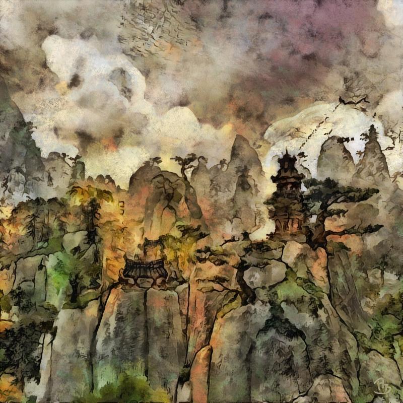 Pandaria Jade Forest