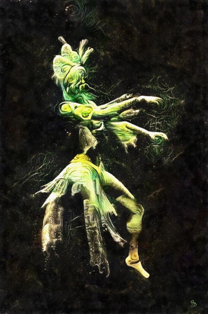 Traum Tänzerin