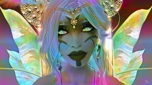 Asare Rainbow Fairy