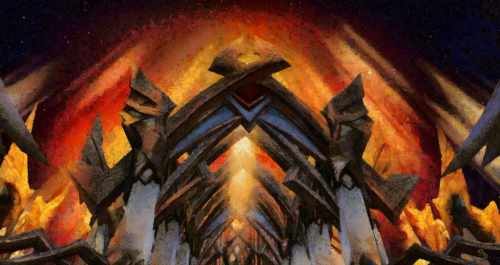 Azeroth - Halls of Valour