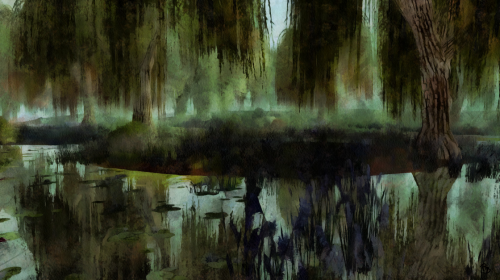 Middle-earth Marshes